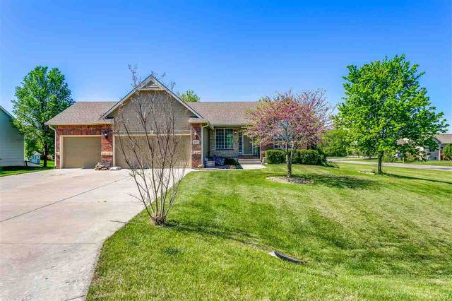 3333 Bluestem Cir, Rose Hill, KS 67133 (MLS #595534) :: Graham Realtors