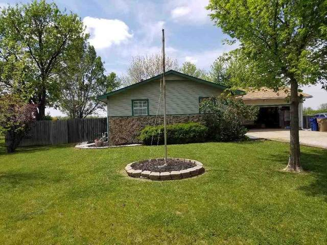 559 N Ohio St., Benton, KS 67017 (MLS #595549) :: Pinnacle Realty Group