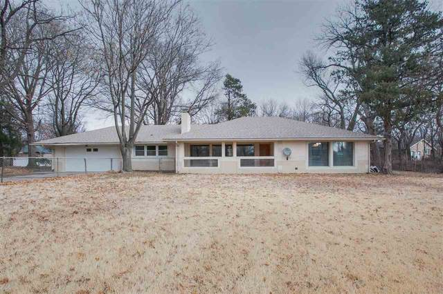516 W Grand Ave, Haysville, KS 67060 (MLS #595552) :: The Boulevard Group