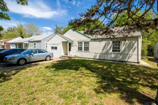 1552 N Broadview Ave, Wichita, KS 67208 (MLS #595562) :: Pinnacle Realty Group