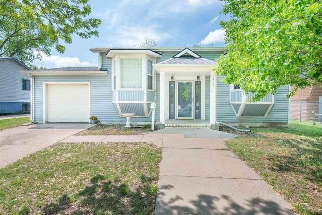 1407 W Patterson, Wichita, KS 67217 (MLS #595574) :: Pinnacle Realty Group