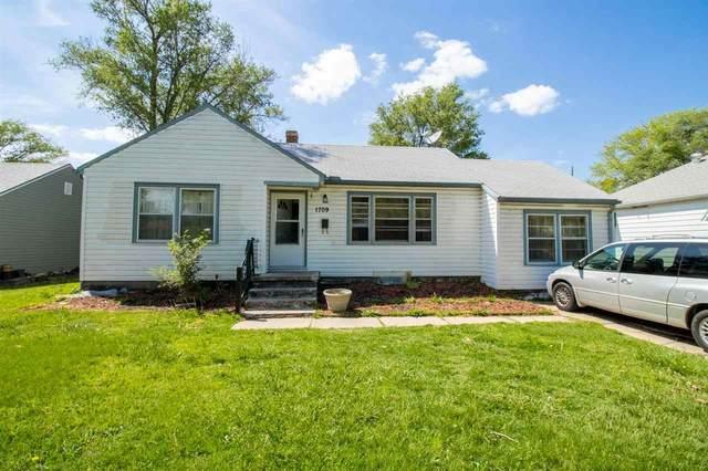 1709 N Northeast Pky, Wichita, KS 67208 (MLS #595579) :: COSH Real Estate Services