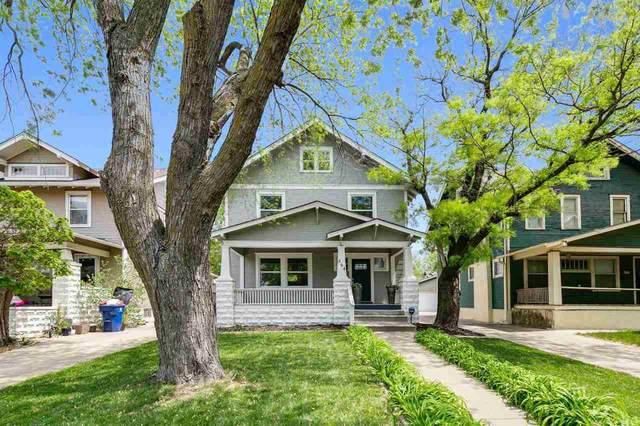 364 N Rutan St, Wichita, KS 67208 (MLS #595582) :: COSH Real Estate Services