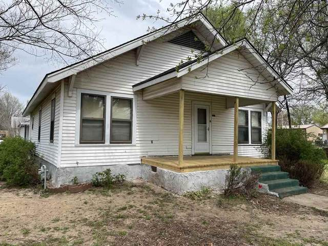 217 W Main St, Oxford, KS 67119 (MLS #595589) :: The Boulevard Group