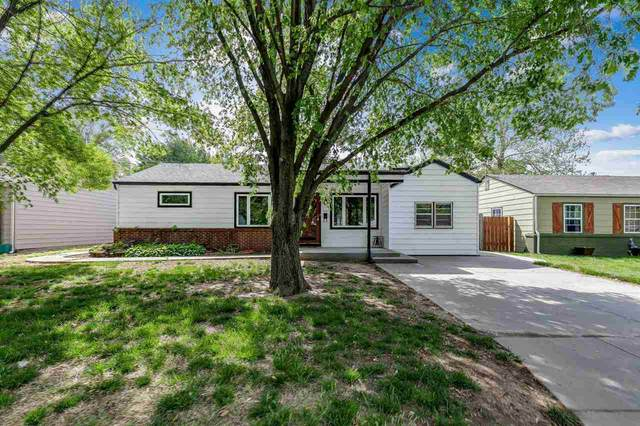 1045 N Kokomo Ave, Derby, KS 67037 (MLS #595590) :: Kirk Short's Wichita Home Team