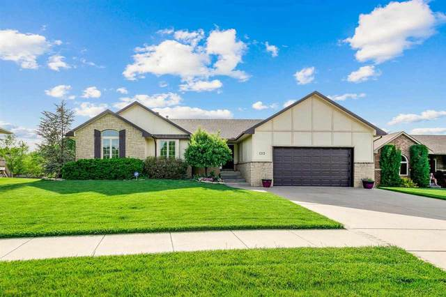 1313 E Summerlyn Dr, Derby, KS 67037 (MLS #595592) :: Preister and Partners | Keller Williams Hometown Partners