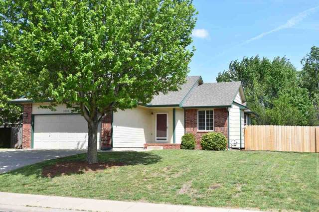 2224 N Duckcreek, Derby, KS 67037 (MLS #595593) :: Preister and Partners | Keller Williams Hometown Partners