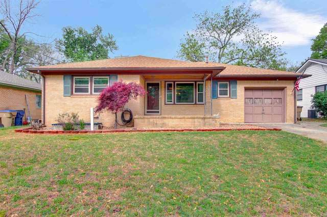 355 S Lakeview Dr, Derby, KS 67037 (MLS #595611) :: Kirk Short's Wichita Home Team
