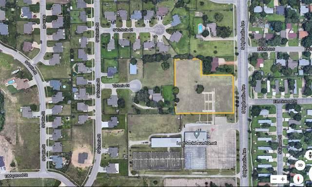 5398 S Hydraulic, Wichita, KS 67216 (MLS #595612) :: Preister and Partners | Keller Williams Hometown Partners