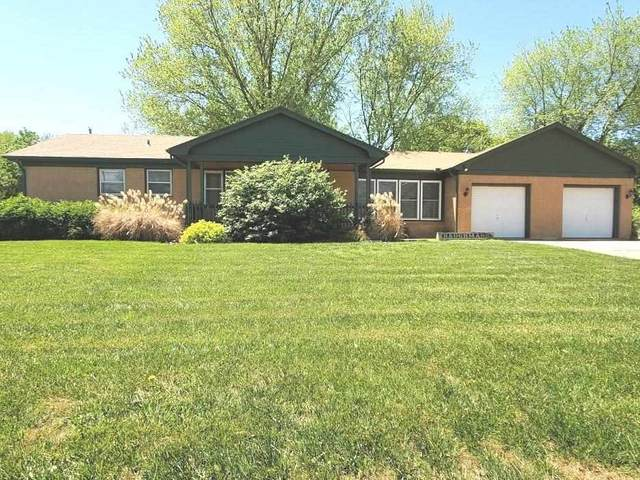 901 N Lakeview Dr, Derby, KS 67037 (MLS #595617) :: Preister and Partners | Keller Williams Hometown Partners