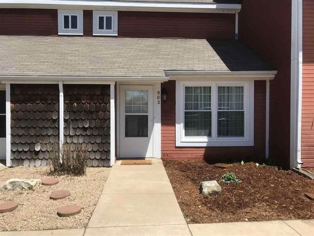 6725 W Shade Ln Unit 902, Wichita, KS 67212 (MLS #595623) :: Kirk Short's Wichita Home Team