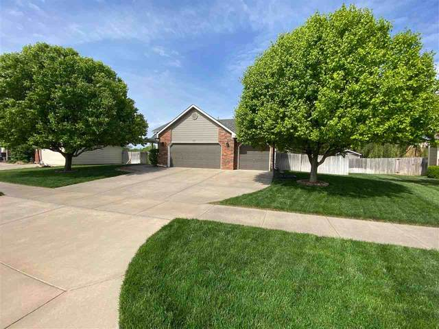 733 S Westview Cir, Andover, KS 67002 (MLS #595635) :: The Boulevard Group