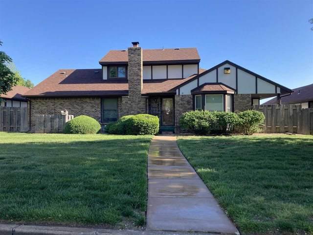 641 N Woodlawn #61, Wichita, KS 67208 (MLS #595638) :: Pinnacle Realty Group