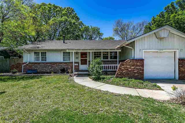 853 N Westlink Ave, Wichita, KS 67212 (MLS #595641) :: Kirk Short's Wichita Home Team