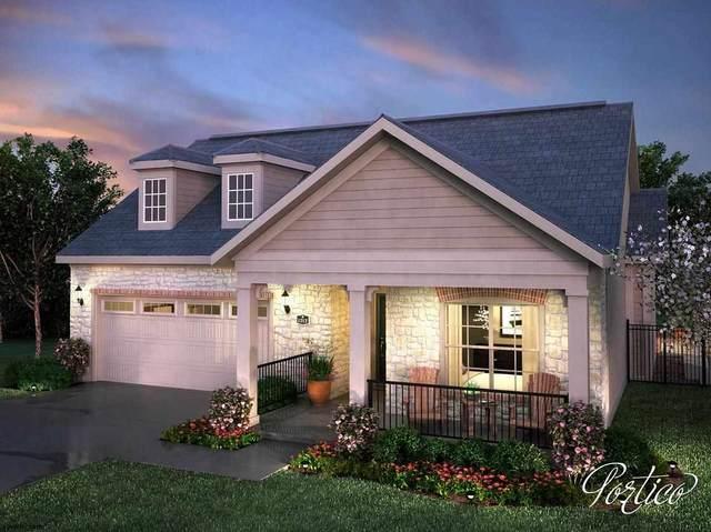 1227 S Forestview St Portico Tandem , Wichita, KS 67235 (MLS #595644) :: Keller Williams Hometown Partners