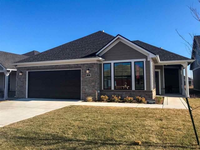 13110 W Naples St Promenade Model, Wichita, KS 67235 (MLS #595648) :: Keller Williams Hometown Partners