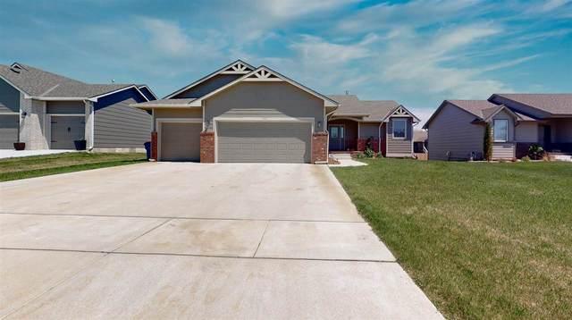 5351 N Pebblecreek Ct, Bel Aire, KS 67226 (MLS #595658) :: Kirk Short's Wichita Home Team