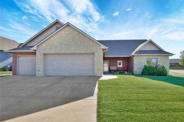 2531 N Fairway Cir, Derby, KS 67037 (MLS #595668) :: Preister and Partners | Keller Williams Hometown Partners