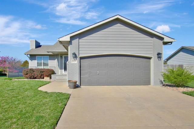 1829 N Honeysuckle Circle, Andover, KS 67002 (MLS #595678) :: The Boulevard Group