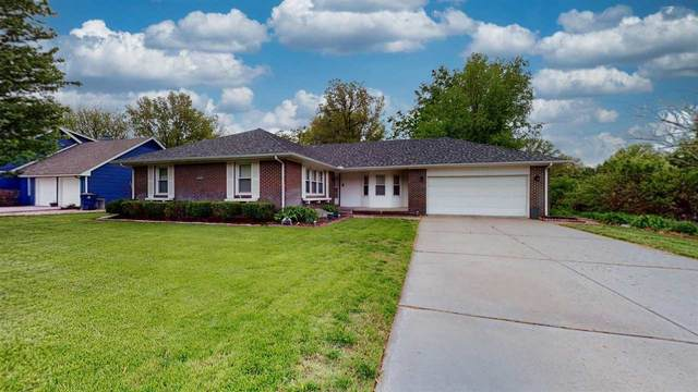 11415 W Taft St, Wichita, KS 67209 (MLS #595696) :: Kirk Short's Wichita Home Team