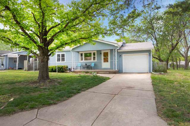 6639 N Kerman St, Park City, KS 67219 (MLS #595716) :: The Boulevard Group