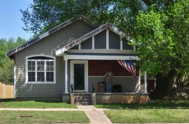 810 S Main St, El Dorado, KS 67042 (MLS #595719) :: The Boulevard Group