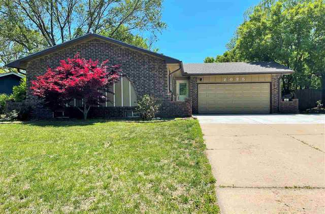 2025 E Ravena St, Park City, KS 67219 (MLS #595736) :: The Boulevard Group