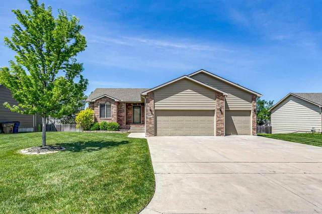 4621 N Steeds Crossing St, Park City, KS 67219 (MLS #595740) :: The Boulevard Group