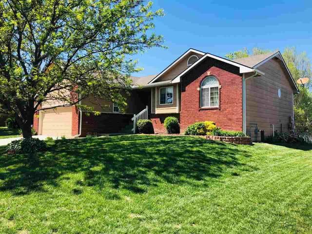 6154 Quail Ridge St, Bel Aire, KS 67220 (MLS #595742) :: Kirk Short's Wichita Home Team