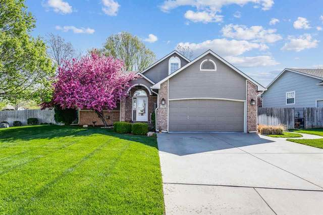 326 S Nine Iron Dr, Andover, KS 67002 (MLS #595746) :: Keller Williams Hometown Partners