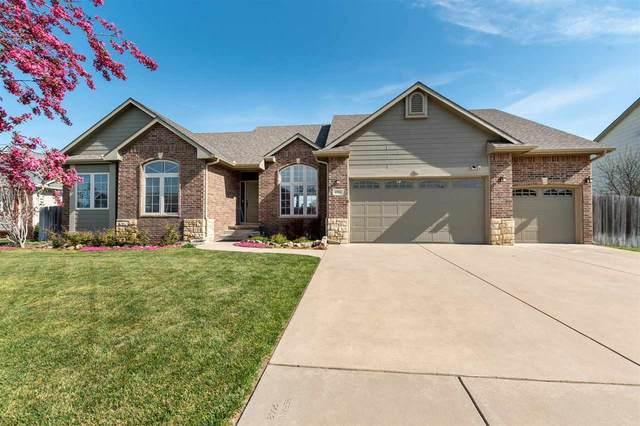 13902 E Watson, Wichita, KS 67230 (MLS #595751) :: Pinnacle Realty Group