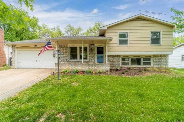 224 S Lauber Ln, Derby, KS 67037 (MLS #595753) :: Preister and Partners | Keller Williams Hometown Partners