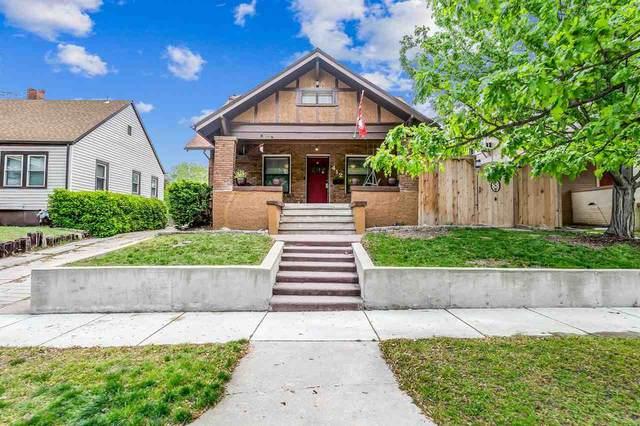 412 N Clifton Ave, Wichita, KS 67208 (MLS #595757) :: The Boulevard Group