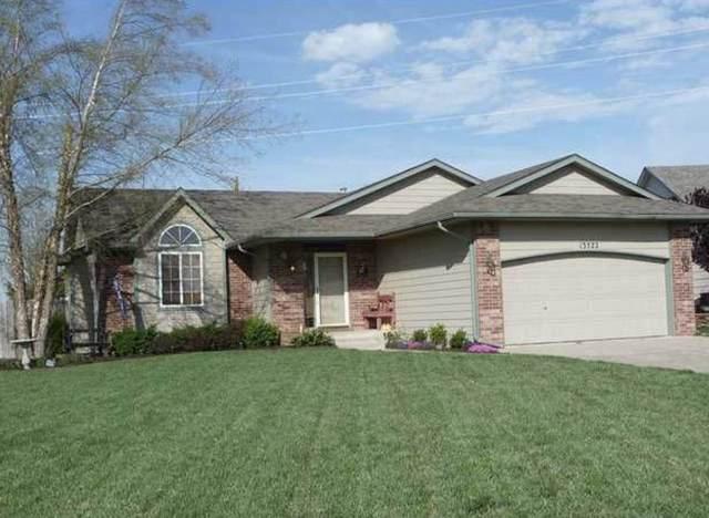 13522 W Burton Ct, Wichita, KS 67235 (MLS #595759) :: The Boulevard Group