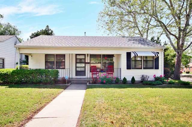 1701 S Volutsia St, Wichita, KS 67211 (MLS #595760) :: The Boulevard Group
