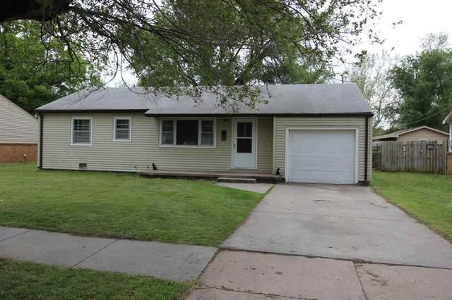 1531 E Luther, Wichita, KS 67216 (MLS #595763) :: The Boulevard Group
