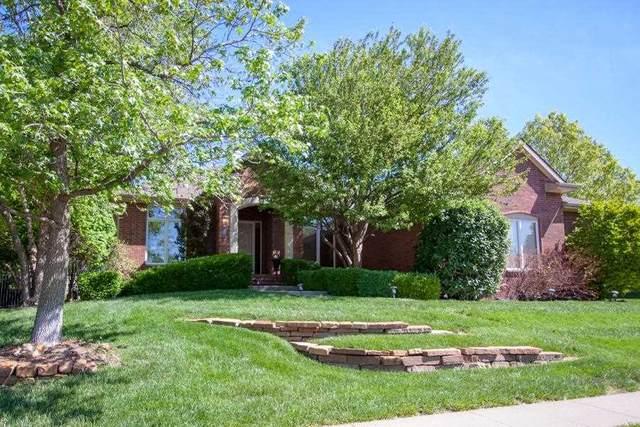 13208 E Edgewood St, Wichita, KS 67230 (MLS #595766) :: The Boulevard Group