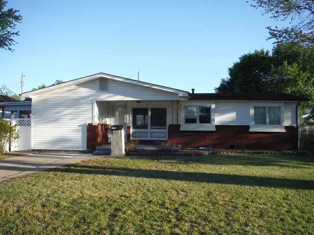 1617 W 30th, Wichita, KS 67217 (MLS #595767) :: The Boulevard Group