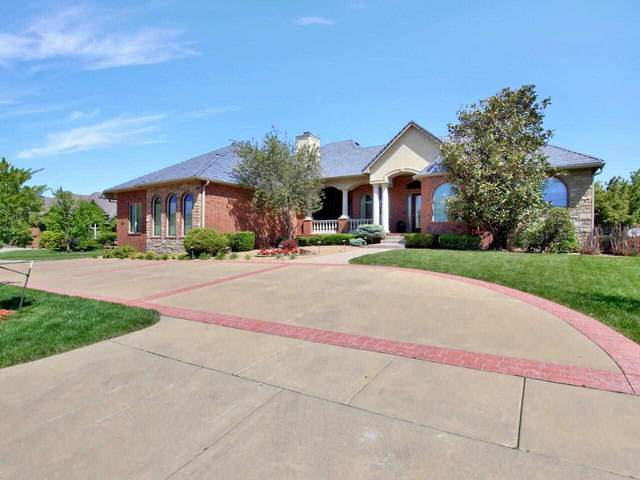 1842 N Paddock Green Ct, Wichita, KS 67206 (MLS #595769) :: The Boulevard Group