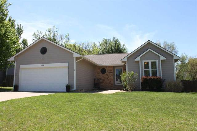 119 E Derby Hills Dr, Derby, KS 67037 (MLS #595776) :: Kirk Short's Wichita Home Team