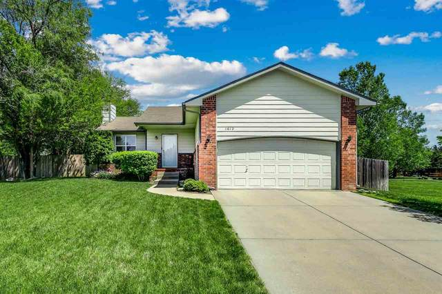 1612 W Basswood, Andover, KS 67002 (MLS #595783) :: The Boulevard Group