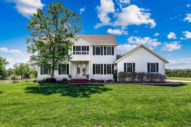 1461 N Greenwich Rd, Mulvane, KS 67110 (MLS #595792) :: Preister and Partners | Keller Williams Hometown Partners