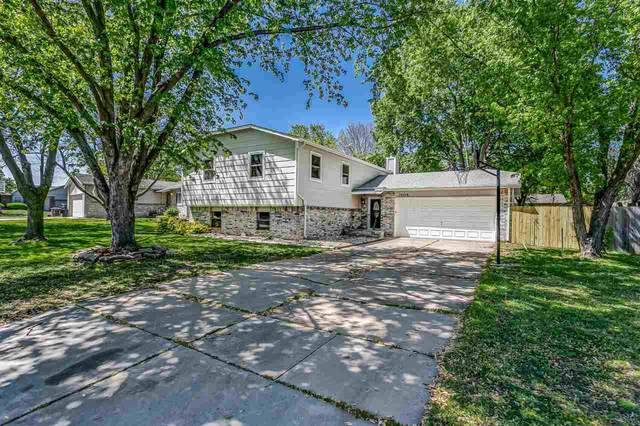 10318 W Dora St, Wichita, KS 67209 (MLS #595794) :: Kirk Short's Wichita Home Team
