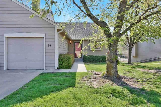 6500 E 21st St N, #24, Wichita, KS 67206 (MLS #595795) :: Kirk Short's Wichita Home Team
