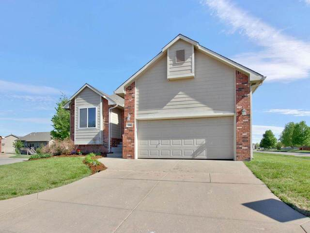 906 W Onewood Ct, Andover, KS 67002 (MLS #595796) :: The Boulevard Group