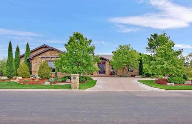 1502 E Quail Ridge Ct, Andover, KS 67002 (MLS #595803) :: The Boulevard Group