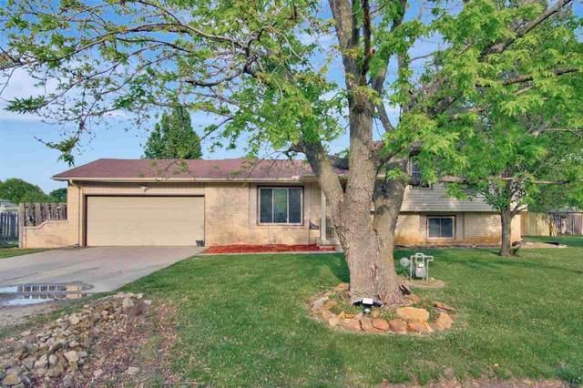 4910 S Illinois Ave, Wichita, KS 67217 (MLS #595804) :: The Boulevard Group