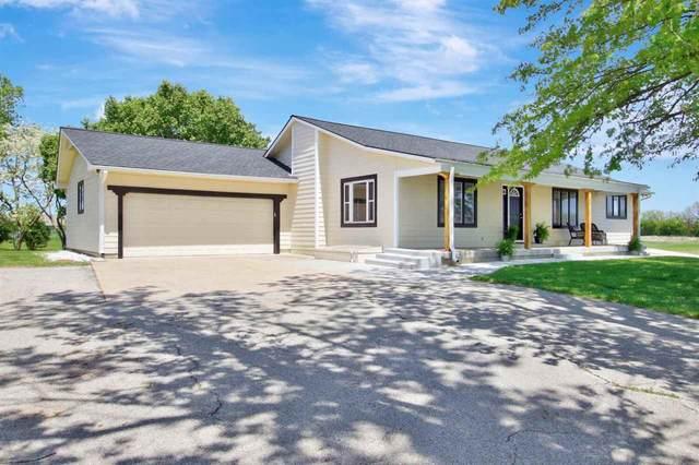 9550 N Oliver St, Valley Center, KS 67147 (MLS #595806) :: Preister and Partners | Keller Williams Hometown Partners