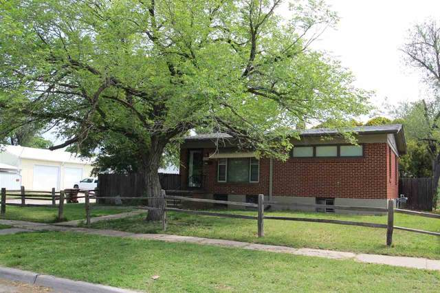 2302 S Euclid, Wichita, KS 67213 (MLS #595811) :: Kirk Short's Wichita Home Team