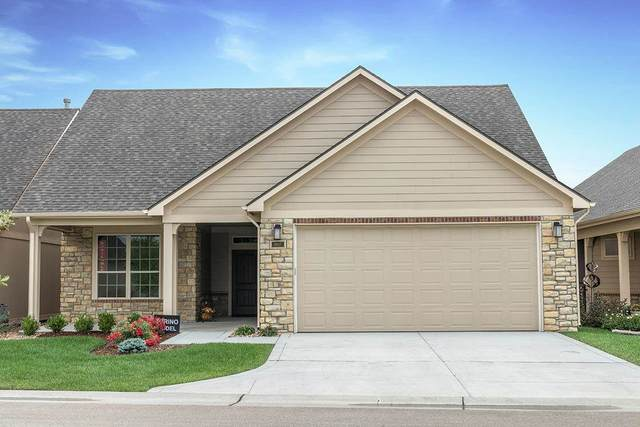 6606 W Palmetto St Torino II Model, Wichita, KS 67205 (MLS #595812) :: Kirk Short's Wichita Home Team
